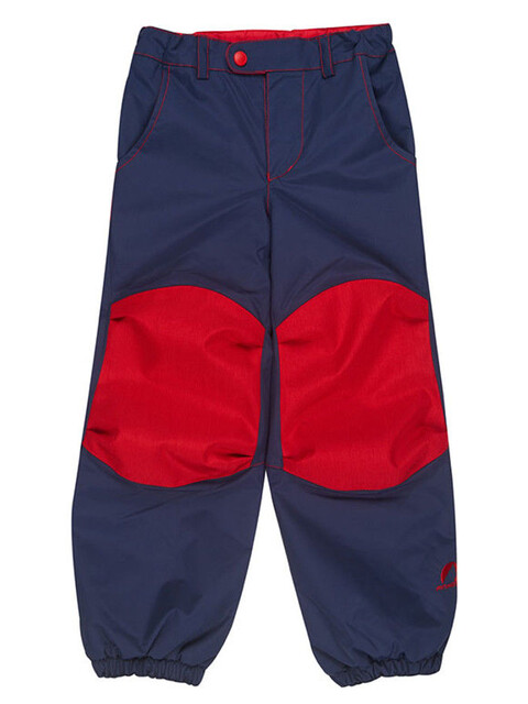 Finkid Huima Plus Rain Pants Kids Navy/Red